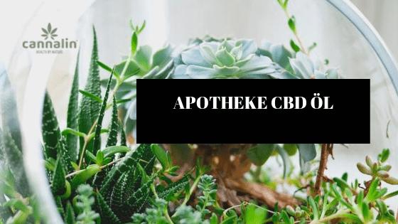 Apotheke CBD Öl
