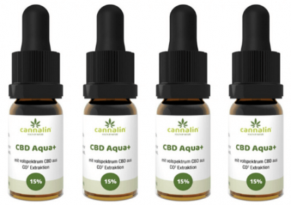 15% Aqua CBD Angebot