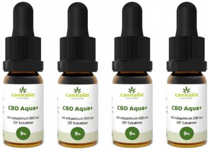 5% Aqua CBD Angebot